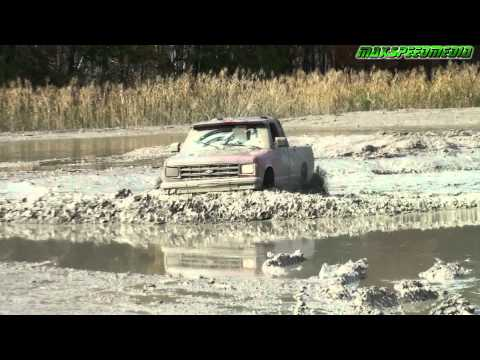Mud Bogging in Michigan