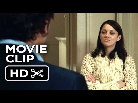 Blood Ties Movie CLIP - What's In It For Me? (2014) - Marion Cotillard, Clive Owen Movie HD