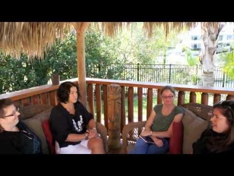 Alafair Burke, Erin Mitchell, Jen Forbus & Lisa Unger (Part 1)