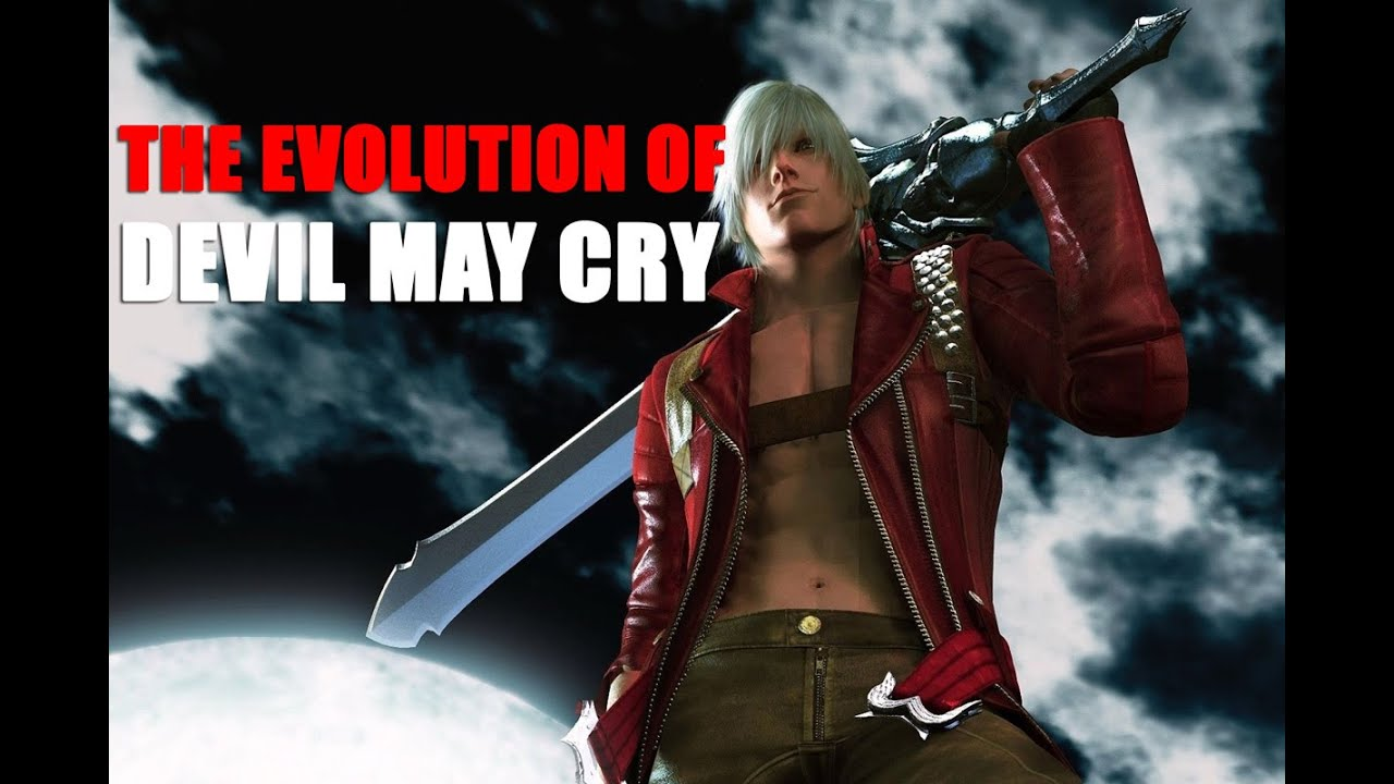 Devil May Cry Evolution The Evolution of Devil May