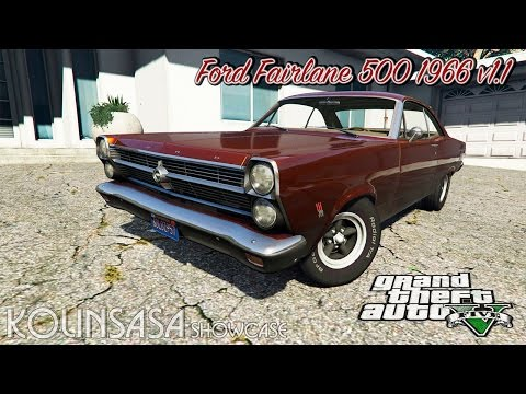 Ford Fairlane 500 1966 v1.1