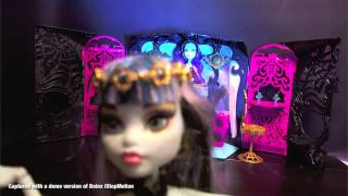 "MonsterDag - Monster High meets ""Calling all the monsters"""