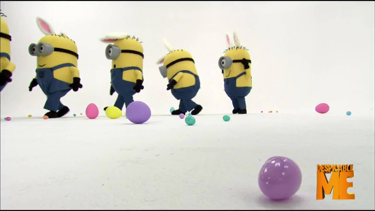 Despicable Me Easter Holiday Greetings YouTube