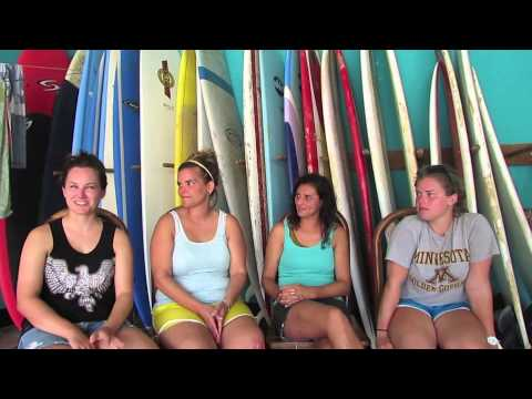 CHICABRAVA NIcaragua: Surf House September 13-20, 2014