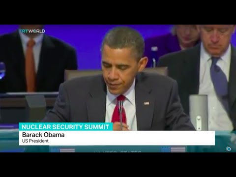Leaders discuss threat of nuclear terrorism, Kilmeny Duchardt reports from Washington