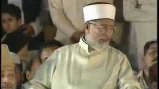 Dr. Tahir ul Qadri weeping and longing for God-His Islam Exposed is his love for Allah_God