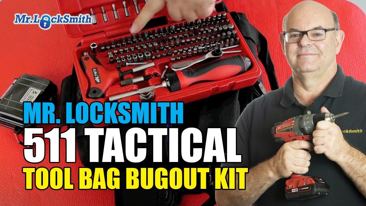 Large Kit Tool Bag Tool Bag Bugout Kit |