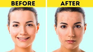 45 PRODUCTS AND HABITS THAT MAY CHANGE YOUR FACE BEYOND RECOGNITION