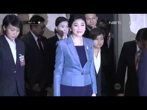 NET17 - Yingluck Shinawatra dilengserkan dari Perdana Menteri Thailand