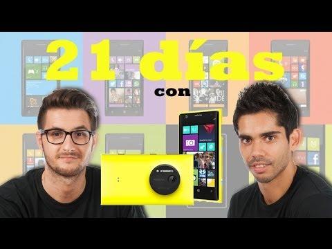 21 días con Windows Phone