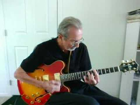 MY OLD FLAME (Barney Kessel style)