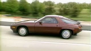 MotorWeek | Retro Review: '85 Porsche 928S