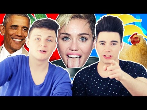 MILEY CYRUS CZY BARACK OBAMA? | Stuu