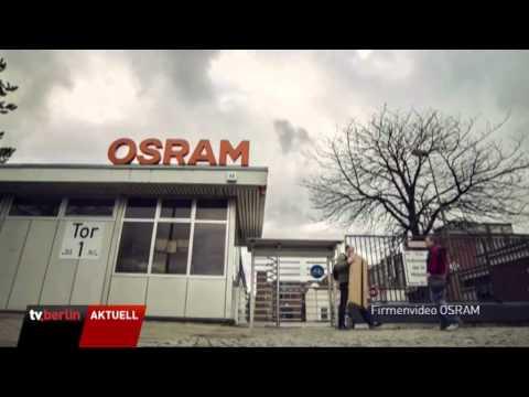 Schock für die Mitarbeiter bei OSRAM