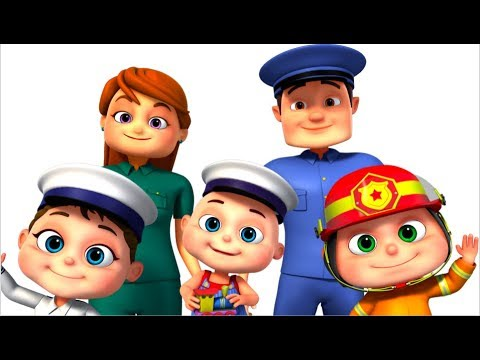 Driver Finger Family And More | Finger Family Collection | Nursery Rhymes Kids Songs |Learn Vehicles