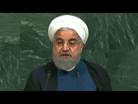 Rouhani slams President Trump over Iran nuke deal