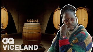 2 Chainz Tours One of the Most Expensivest Vineyards | GQ & VICELAND