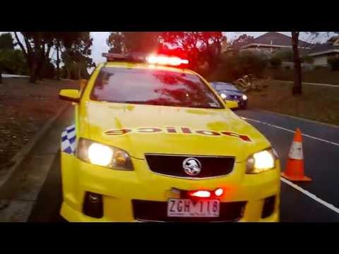 INTERCEPTOR HIGHWAY PATROL COMMODORE SS