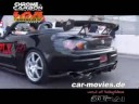 car-movies.de SEMA ROLL OUT 2007 engine sounds amazing Video