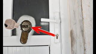 Mẹo sửa chữa mọi ổ khóa bị gãy chìa khóa bên trong không phải ai cũng biết-How to repair door locks