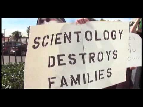 Anonymous vs. Scientology (Boing Boing tv)