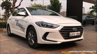 Hyundai Elantra SX(O) AT VTVT AD 2018 | Real-life review