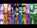 Dragon Ball Super - Rock The Dragon - Toonami Intro Version 2