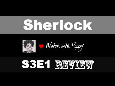 Sherlock 3X01 Review