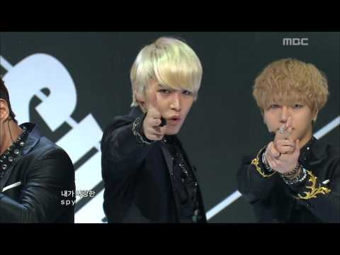 Super Junior - Spy, 슈퍼주니어 - 스파이, Music Core 20120901 video