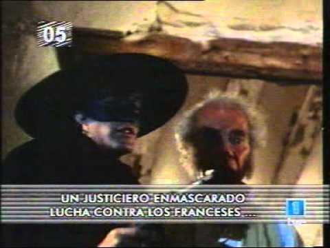 1982 La máscara negra. Sancho Gracia.mpg