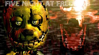 Five Night At Freddy 3 Susto Continua
