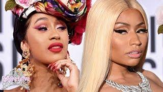 Nicki Minaj shades Cardi B