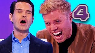 "Rob Beckett Instantly Embarrassed By Saying ""World Things"" 