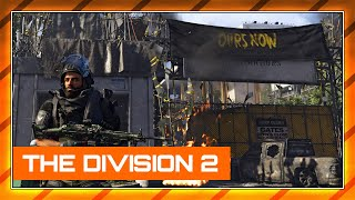 Endgame #4. Single Player. Tom Clancy's The Division 2 Gameplay
