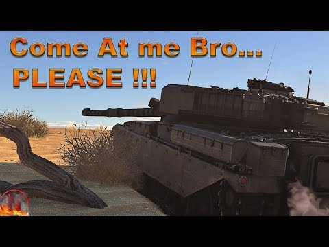 WT || Chieftain Mk.10 - Come at me Bro - PLEASE !!! thumbnail