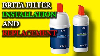 👉BRITA Filter Replacement And Test