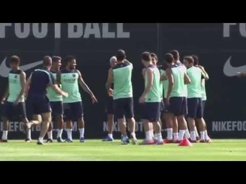 Gerard Pique bleibt bis 2019 bei Barca | Innenverteidiger verlängert beim FC Barcelona