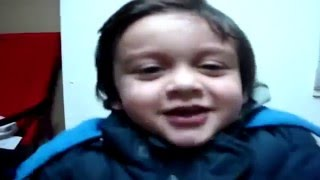 Say, Do you love Allah? (Cute and Funny)