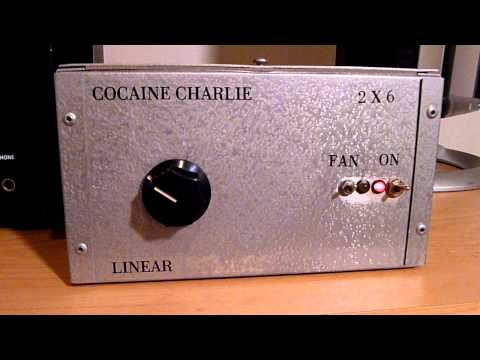 Cocaine Charlie 10 Meter Amplifier