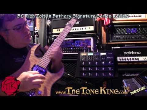 BC Rich Zoltan Bathory Assassin ASM Guitar Review - Five Finger Death Punch Guitarist FFDP