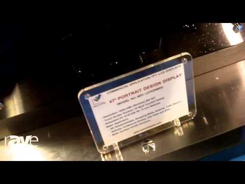 DSE 2014: Micro Display Inc. Introduces 47″ Portable Interactive Digital Signage Display