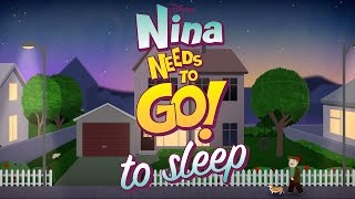To Sleep | Nina Needs to Go | Disney Junior