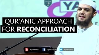 Qur'anic Approach for Reconciliation – Tim Humble