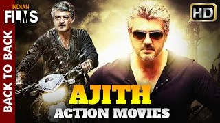 Ajith Superhit Hindi Action Movies | Full Hindi Dubbed Action Movies | Mango Indian Films