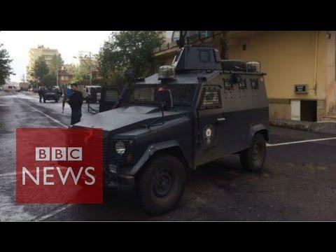 Turkey election: Security key issue - BBC News