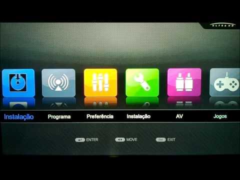 Como Configurar CS no ShowBox Net Ultra HD