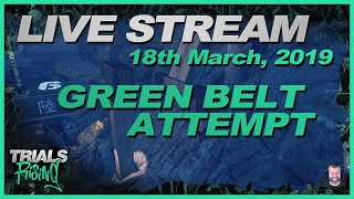 Trials Rising Live Stream - 18 March, 2019 (Includes Green Belt Ninja)