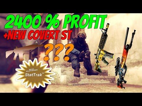 Cs go trade for profit codes for cs go skins