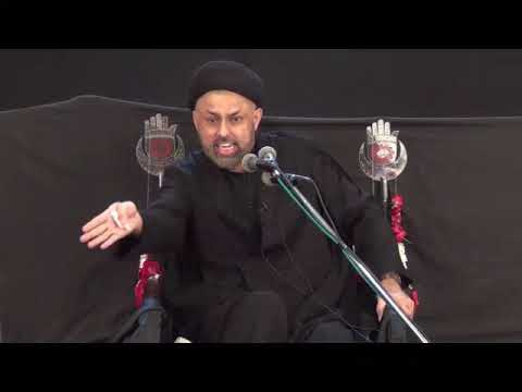Maulana Abu Talib Tabatabai - 5Th Moharram Sunday 16 Sep 2018