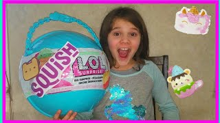 LOL Squishy Big Surprise! Custom LOL Big Surprise DIY!